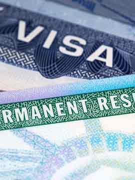 Visas and Green Cards